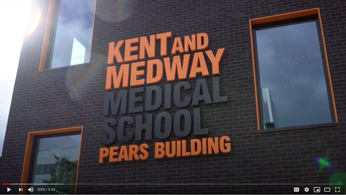 KMMS logo on Pears Building